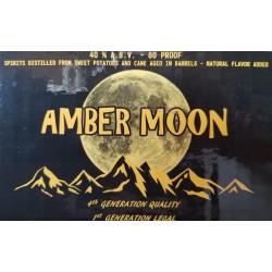 Morton's Amber Moon Sweet Potato Whiskey - Bottle