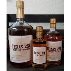 Texas 254 Blended Whiskey