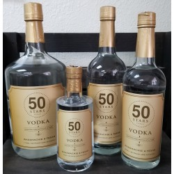 50 Stars Texas Vodka