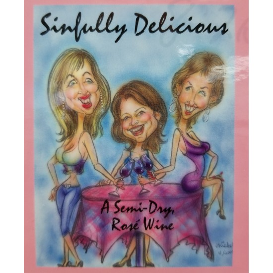 Girls Gone Wine Sinfully Delicious