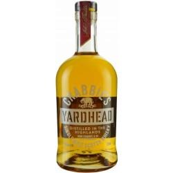 Crabbie's Yardhead Highlands Single Malt Scotch Whiskey