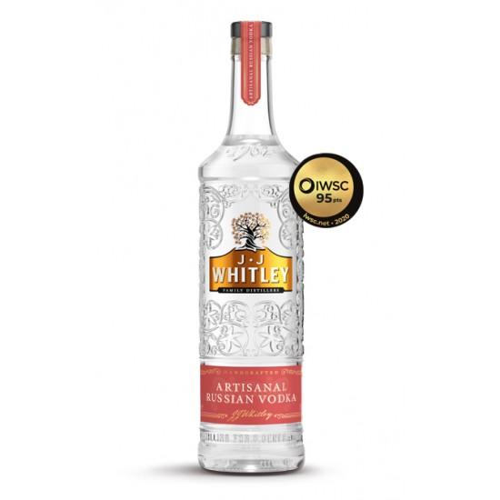 J.J. Whitley Artisanal Russian Vodka