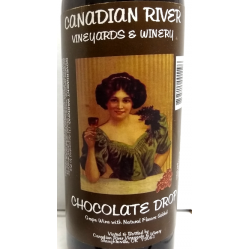 Canadian River Chocolate Drop
