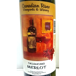 Canadian River Merlot