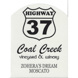 Coal Creek Moscato