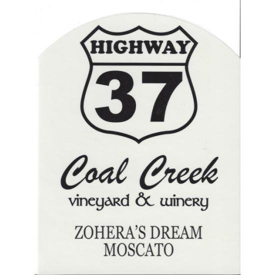 Coal Creek Moscato