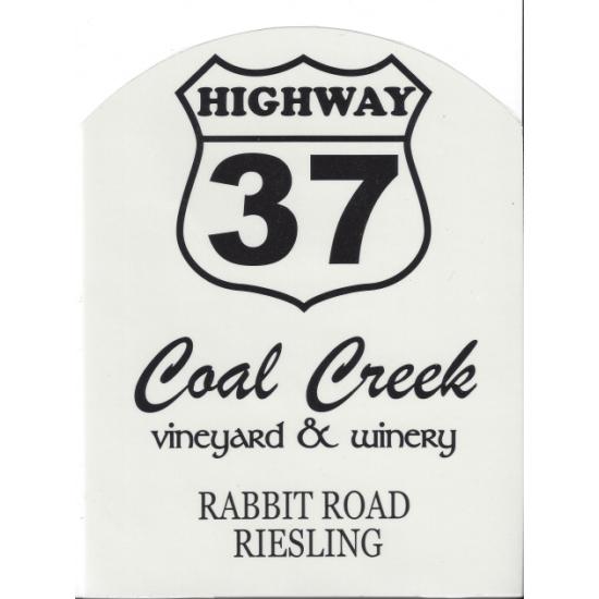 Coal Creek Riesling