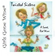 Girls Gone Wine Twisted Sisters
