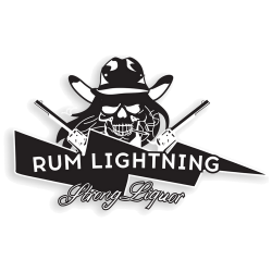 Okie Shine Rum Lightning 200 ML - Bottle