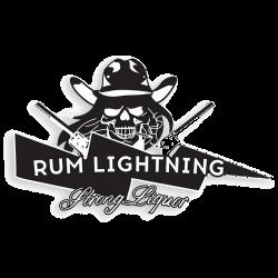 Okie Shine Rum Lightning 200 ML - Bottle