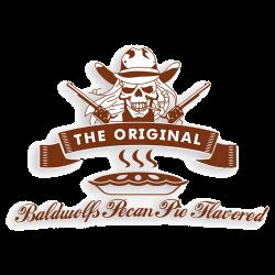 Okie Shine Baldwolf's Pecan Pie 100 ML - Bottle
