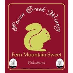 Pecan Creek Fern Mountain Sweet