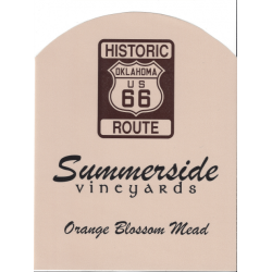 Summerside Orange Blossom Mead