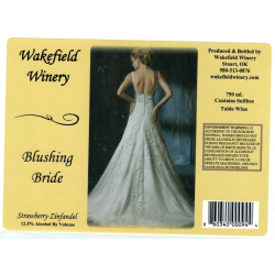 Wakefield Blushing Bride