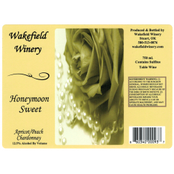 Wakefield Honeymoon Sweet