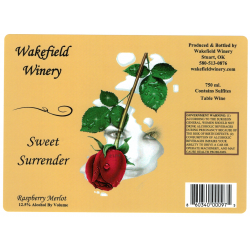 Wakefield Sweet Surrender