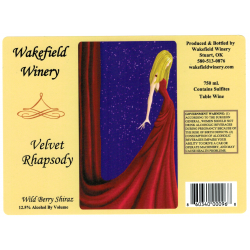 Wakefield Velvet Rhapsody