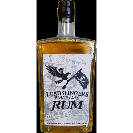 Leadslingers Black Flag Rum