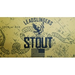 1774 Brewing - Leadslingers Stout