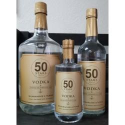 50 Stars Texas Vodka