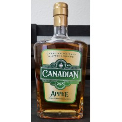 Canadian 298 Apple Whiskey