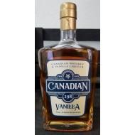 Canadian 298 Vanilla Whiskey