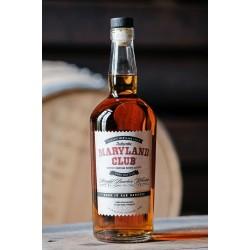 Maryland Club Straight Bourbon Whiskey