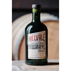 Melvale Straight Rye Whiskey
