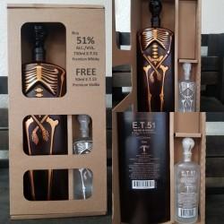 E.T. 51 Premium Whiskey