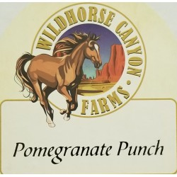 Wildhorse Canyon Farms Pomegranate Punch