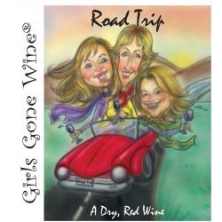 Girls Gone Wine Road Trip