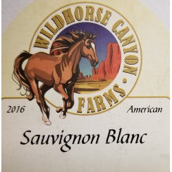 Wildhorse Canyon Farms Sauvignon Blanc