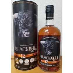 Black Bull 12-Year Scotch Whiskey