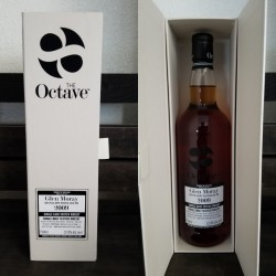 The Octave Glen Moray 2009 Single Malt Scotch Whiskey