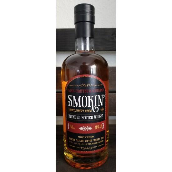 Smokin' - The Gentleman's Dram - Blended Scotch Whiskey
