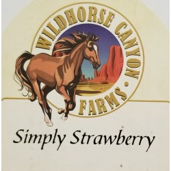 Wildhorse Canyon Farms Simply Strawberry