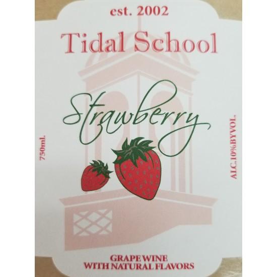 Tidal School Strawberry