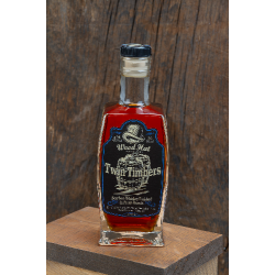 Wood Hat Twin Timbers Pecan Finished Bourbon