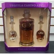 Tequila Casino Azul Extra Anejo Gift Set *Pre-Order*