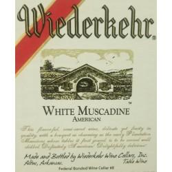 Wiederkehr White Muscadine