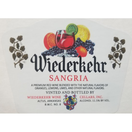 Wiederkehr Sangria 1.5L