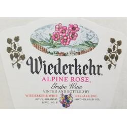 Wiederkehr Alpine Rose